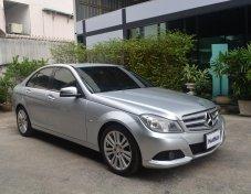 ขาย Benz C200 cgi 1.8 W204 BlueEfficiency ปี 2013