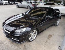 2013 Mercedes-Benz SLK250 Sport coupe