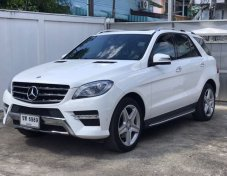 MERCEDES-BENZ ML250 CDI AMG 2015 สภาพดี