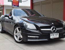 Mercedes-Benz SLK200 BlueEFFICIENCY AMG 1.8 R172 (ปี 2012) Sports Convertible AT