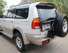 MITSUBISHI G-WAGON 2.8 GLS 4WD ปี2002