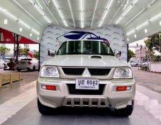 2004 MITSUBISHI Strada G-Wagon suv สวยสุดๆ