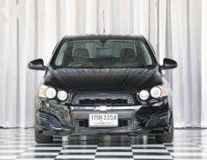 ขายรถ CHEVROLET Sonic LT 2012 ราคาดี