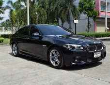 BMW 528i 2.0 F10 (ปี 2015) M Sport Sedan AT
