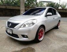 Nissan Almera 1.2VL A/T 2012 (จัดเต็มฟรีดาวน์)