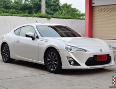 Toyota 86 FT 2.0 (ปี 2015) Coupe MT