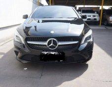 2015 Mercedes-Benz CLA180