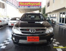TOYOTA FORTUNER 3.0 V AT 4WD ปี 2006