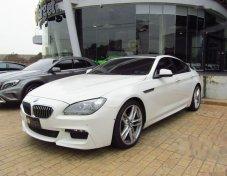 ขายรถ BMW 640d Gran Coupe 2016 รถสวยราคาดี