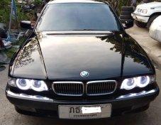 "BMW 730iL E38 3.0Auto (Long Wheel Base) รุ่นนำเข้า  แม็ก 19"" เครื่องเสียงติดที่ Rocket Sound ไฟหน้า LED projector พร้อม Daytime Running Light (DRL) สภาพพร้อมใช้งาน เจ้าของขายเอง"