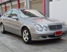 Mercedes-Benz E220 CDI 2.1 W211 (ปี 2004) Classic Sedan AT