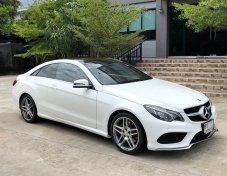 BENZ E COUPE AMG PACKAGE