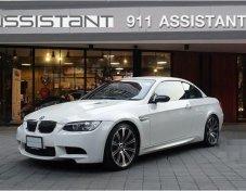 2013 BMW M3 รถเปิดประทุน สวยสุดๆ