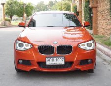 2015 BMW 116i รับประกันใช้ดี