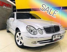 MERCEDES-BENZ E240 ราคาถูก
