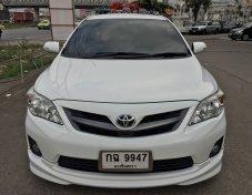 Toyota Altis 1.8E Dual ปี2013 AT