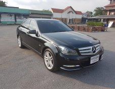 2013 Mercedes-Benz C250 CDI Avantgarde sedan
