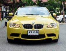 Bmw E93 M Yellow Phoenix Edition  2008
