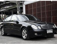 MERCEDES-BENZ E220 CDI Classic รถเก๋ง 4 ประตู ราคาที่ดี