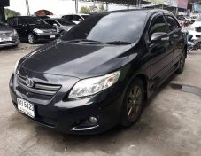 Toyota Altis G ปี 2009 เครื่อง 1.6 AT Airbag ABS