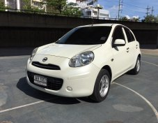 Nissan MARCH 1.2EL AT hatchback ปี 2012
