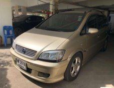 2003 CHEVROLET Zafira wagon สวยสุดๆ