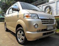 ขายรถ SUZUKI APV GLX 2006 ราคาดี