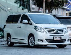 Toyota Alphard 2.4V 2013