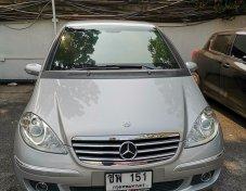 2008 Mercedes-Benz A17