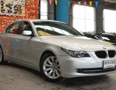 BMW SERIES 5, 520d โฉม E60 ปี 2010
