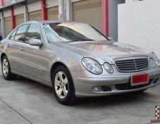 Mercedes-Benz E220 CDI 2.1 W211 (ปี 2004)