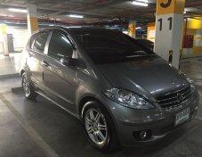 ขายรถ MERCEDES-BENZ A170 ที่ กรุงเทพมหานคร