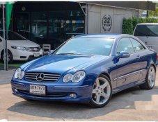 2004 MERCEDES-BENZ CLK200 Kompressor cabriolet สวยสุดๆ