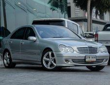 ขาย Benz C180 Kom Sport Avangard โฉม Newgen  ปี 2006