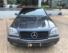 ขายด่วน! MERCEDES-BENZ S500 รถเก๋ง 2 ประตู ที่ กรุงเทพมหานคร
