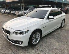 2017 BMW 528i Luxury รถเก๋ง 4 ประตู