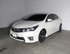 Toyota Corolla Altis 1.8 ESPORT 2014