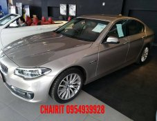 BMW   528i  Luxury  LCI   F10  ปี 2014