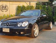 รถสวย ใช้ดี MERCEDES-BENZ CLK240 รถเก๋ง 2 ประตู