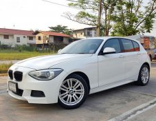 2014 BMW SERIES 1 รับประกันใช้ดี