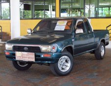 รถสวย ใช้ดี TOYOTA Hilux Mighty-X รถกระบะ