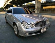Mercedens Benz E200 Elegance A/T004