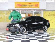 Chevrolet Sonic LT 2012 sedan