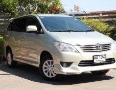 2012 Toyota Innova V suv