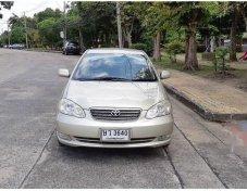 2004 TOYOTA Corolla Altis E รถเก๋ง 4 ประตู