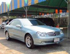 ขายรถ MERCEDES-BENZ CLK240 Avantgarde 2009 ราคาดี
