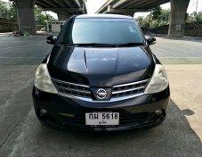 ขายรถ NISSAN Tiida 1.8G ปี 2010