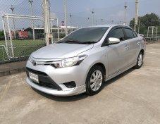 2014 Toyota VIOS E  สภาพป้ายแดง ไม่มีแก๊ส