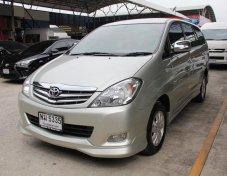 ขาย Toyota innova 2.0V Top option Minorchange ปี 2009