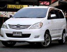 Toyota innova 2.0G ปี2010